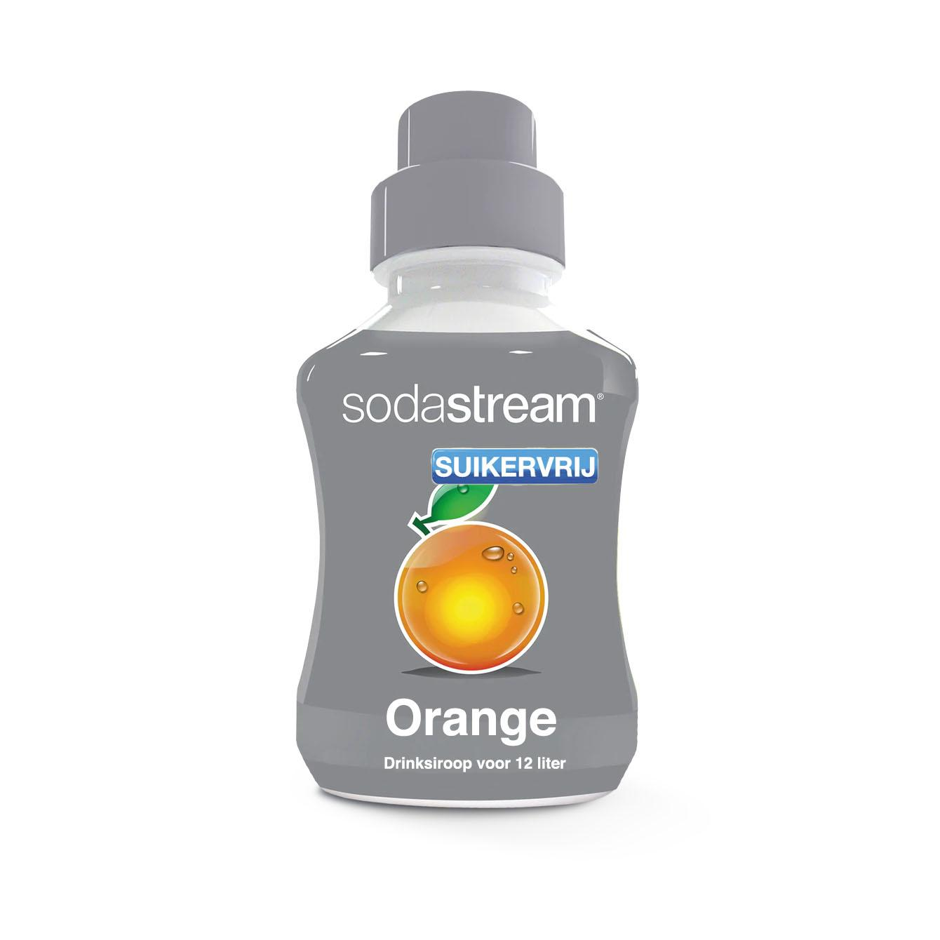 Afbeelding van SodaStream Classic Siroop Diet Orange
