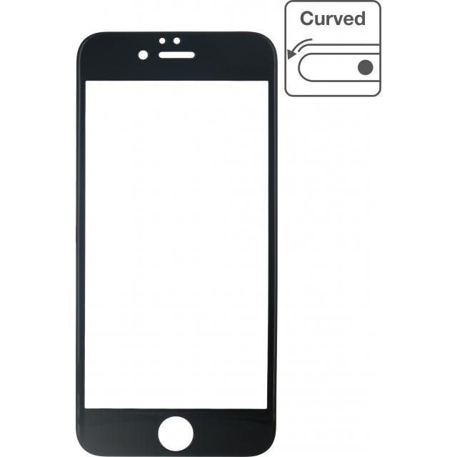 Afbeelding van Beschermglas voor Apple iPhone 6 Zwart Mobilize