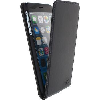 Afbeelding van Apple iPhone 6 plus Telefoonhoes Zwart Mobilize