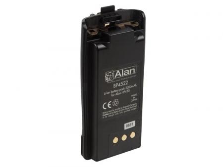 Afbeelding van Spare Battery Li ion 2200mAh for ALN003 (G7) & ALN006 (ALAN? HP450L