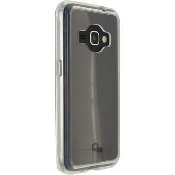 Smartphone Naked Protection Case Samsung Galaxy J1 2016 Transparant