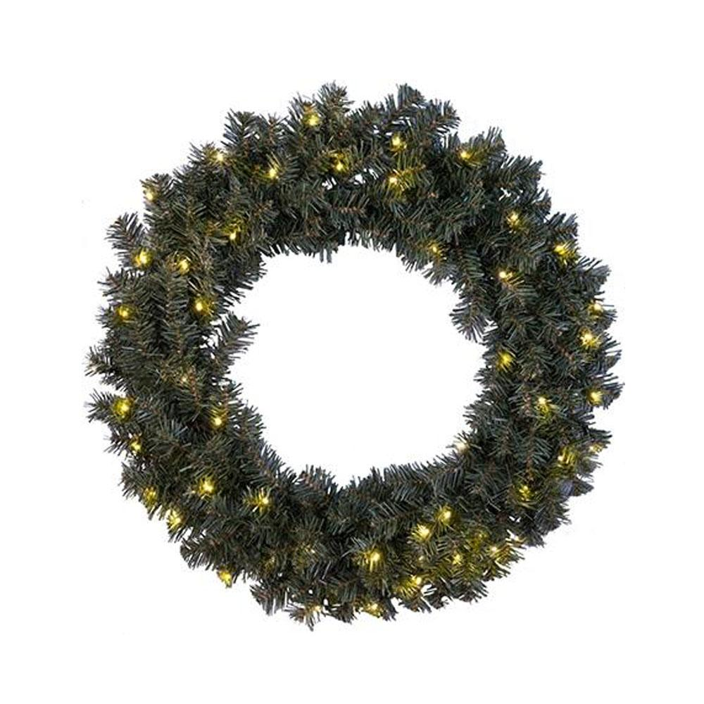 Afbeelding van Kerstkrans Groen Bestseason