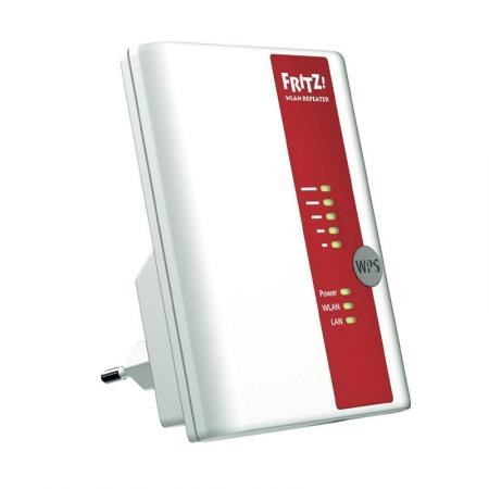 WiFi Repeater - 450 Mbps Snelheid 2.4 GHz: Tot 450 Mbps,