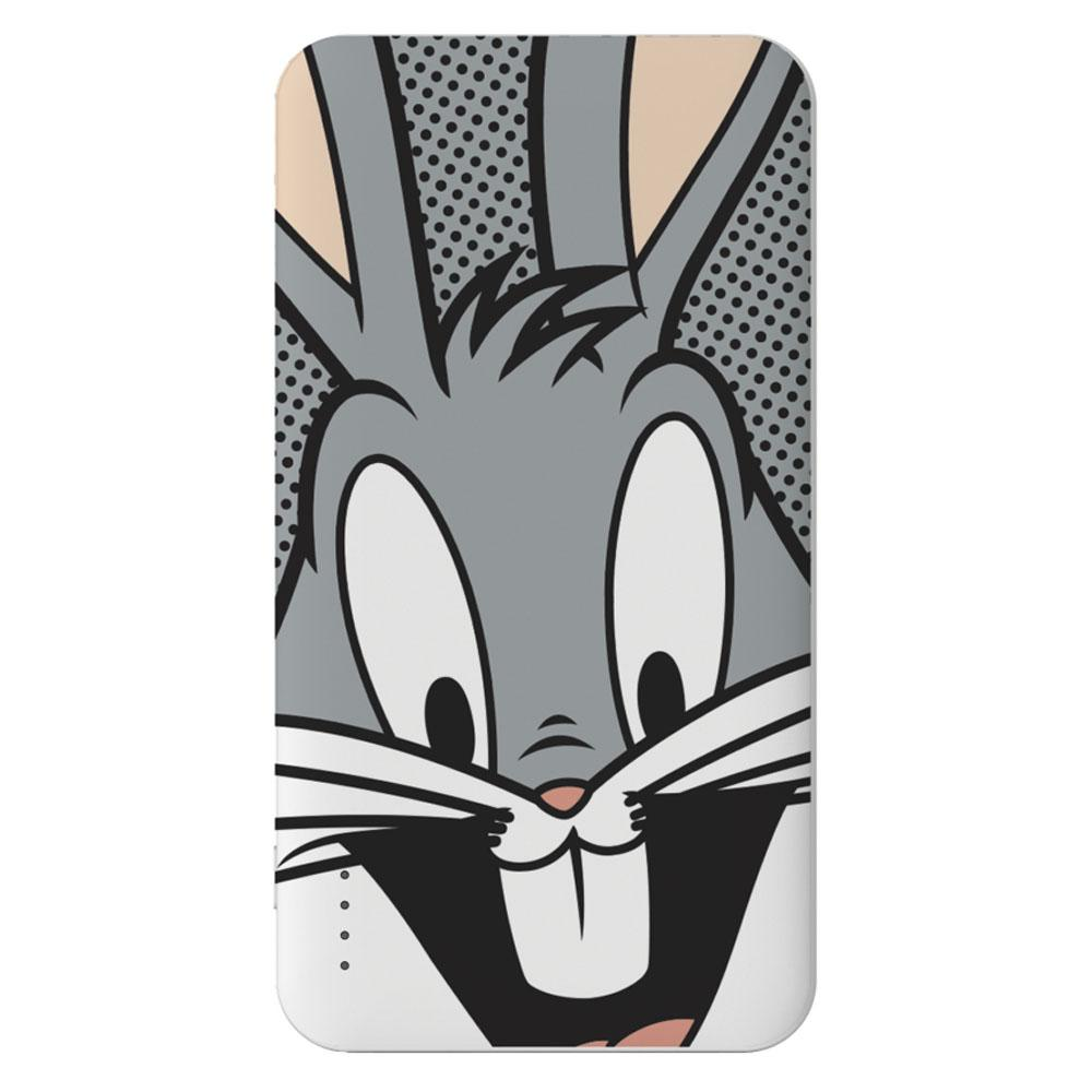 Powerbank - 5.000 mAh - Looney Tunes Bugs Bunny
