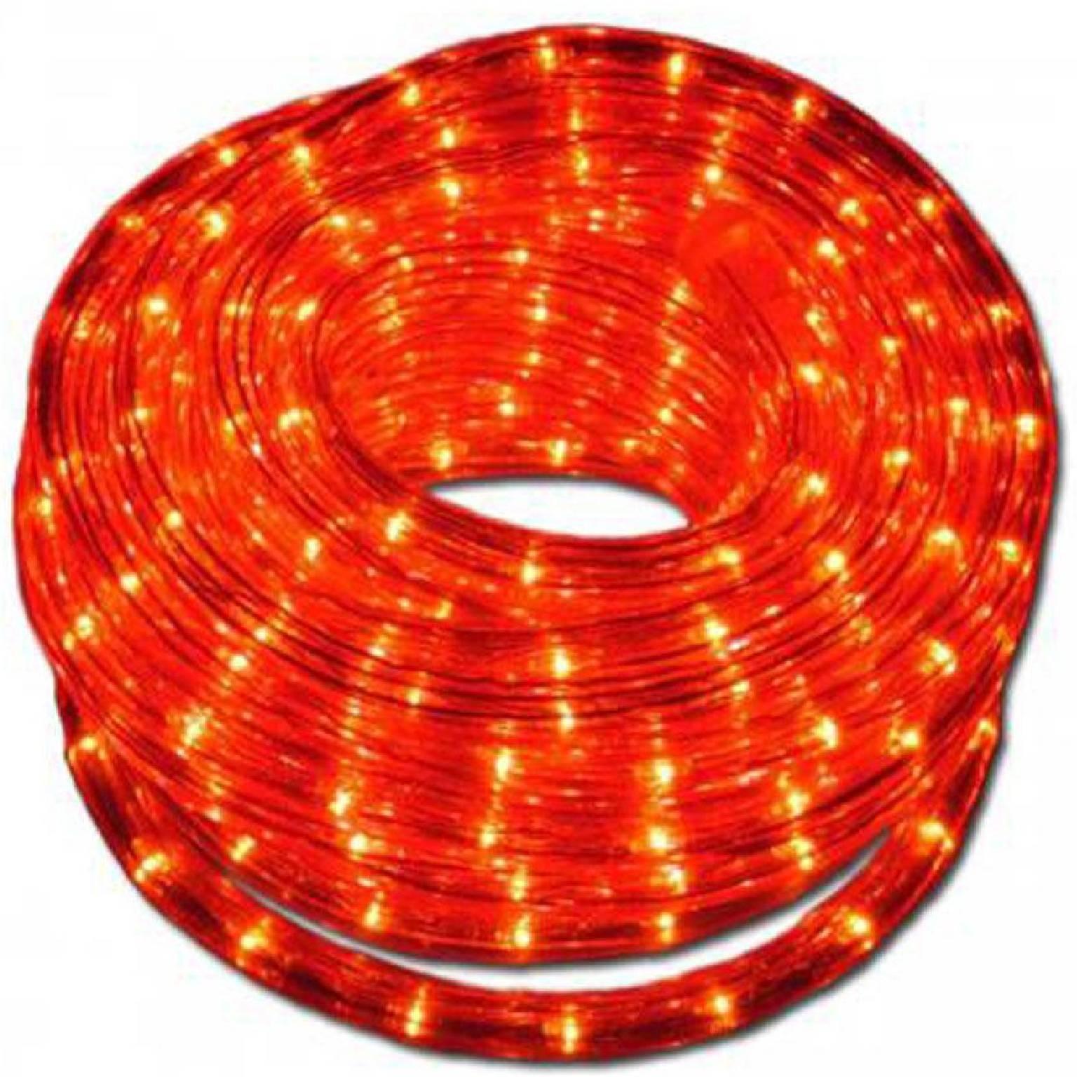 Afbeelding van Lichtslang 12 meter Rood Christmas gifts