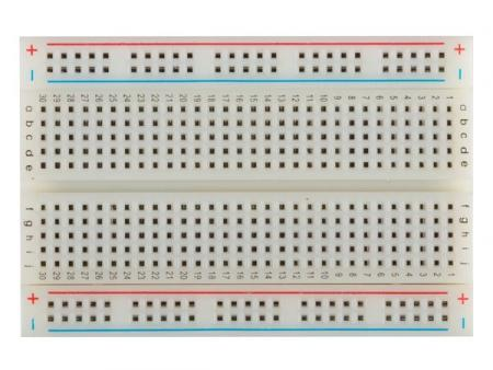 Breadboard Afmetingen: 81 x 55 x 8mm