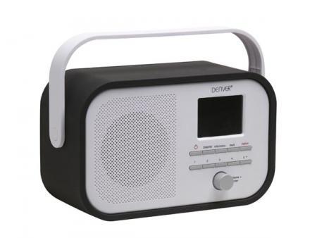 Afbeelding van DAB 40BLACK DAB+/FM radio with slideshow (where supp) (black)