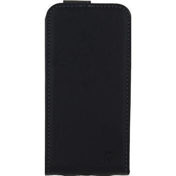 Afbeelding van Apple iPhone 5 Telefoonhoes Zwart Mobilize