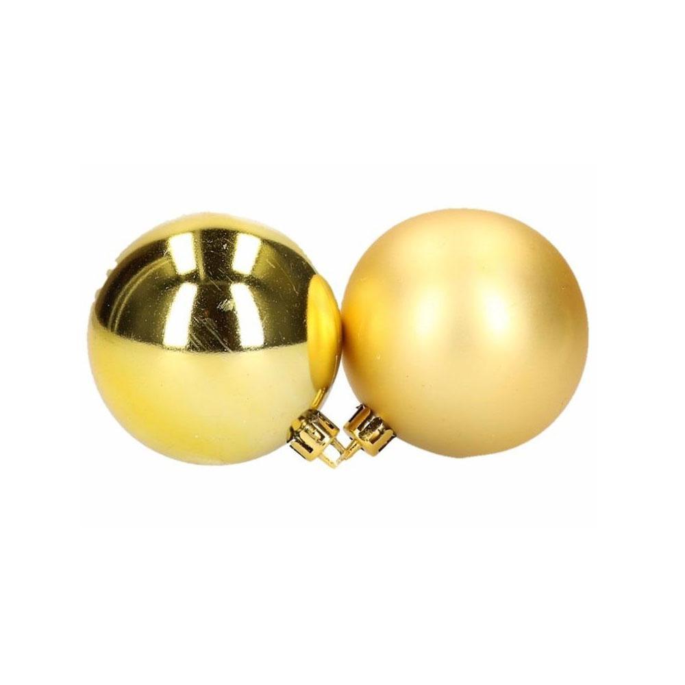 Kerstballen Goudkleurig Winkel Bestel Goedkoop Uw Goudkleurig