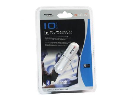 Afbeelding van INTUIX Bluetooth USB Adapter 10m (IXCOBTDU10) Emtec