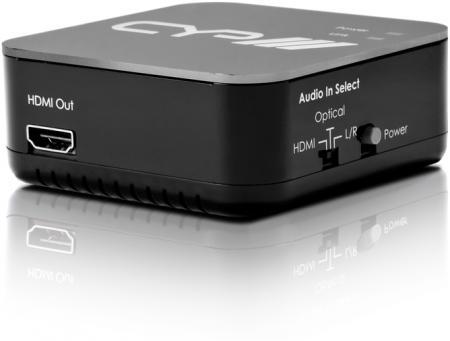 Afbeelding van CYP HDMI Audio Embedder met repeater