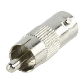Afbeelding van Eb Adapter RCA [male]/BNC [female]
