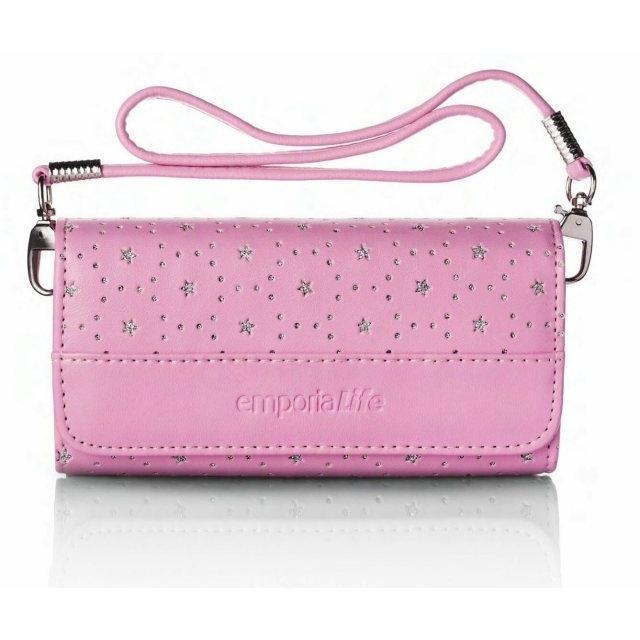 Afbeelding van LTH ET STARP Emporia Leather Case Pink