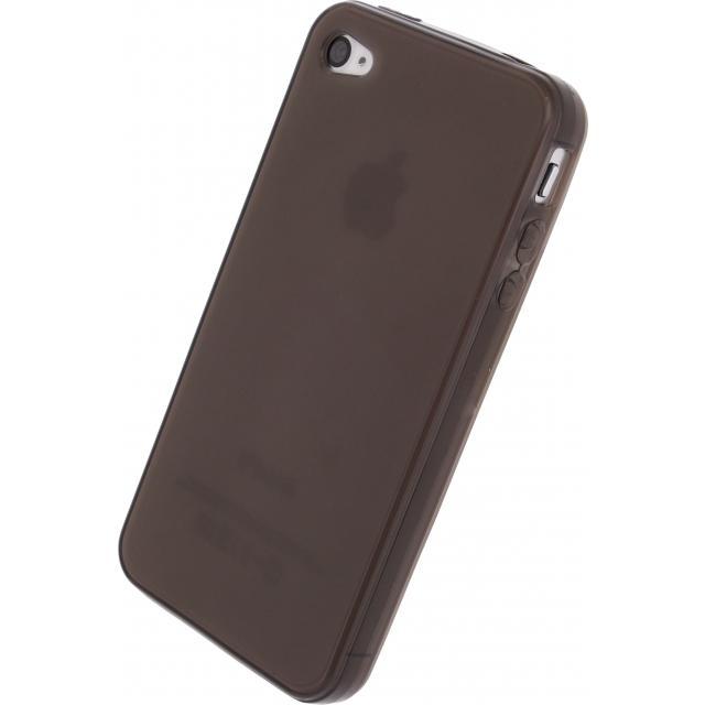 Afbeelding van Xccess TPU Case Apple iPhone 6/6S Transparent Black