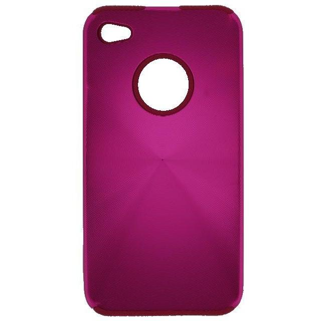 Xccess Metal Cover Deluxe Apple iPhone 4 Pink Xccess Metal Cover Deluxe Apple iPhone 4 Pink