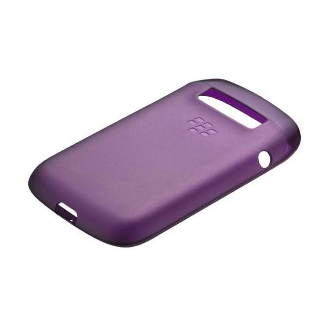 Afbeelding van ACC 41835 208 BlackBerry Soft Shell Bold 9790 Royal Purple BlackBerr