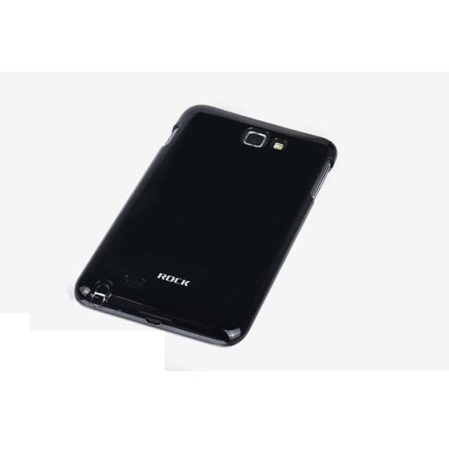 Afbeelding van Rock Colorful Cover Samsung Galaxy Note N7000 Black