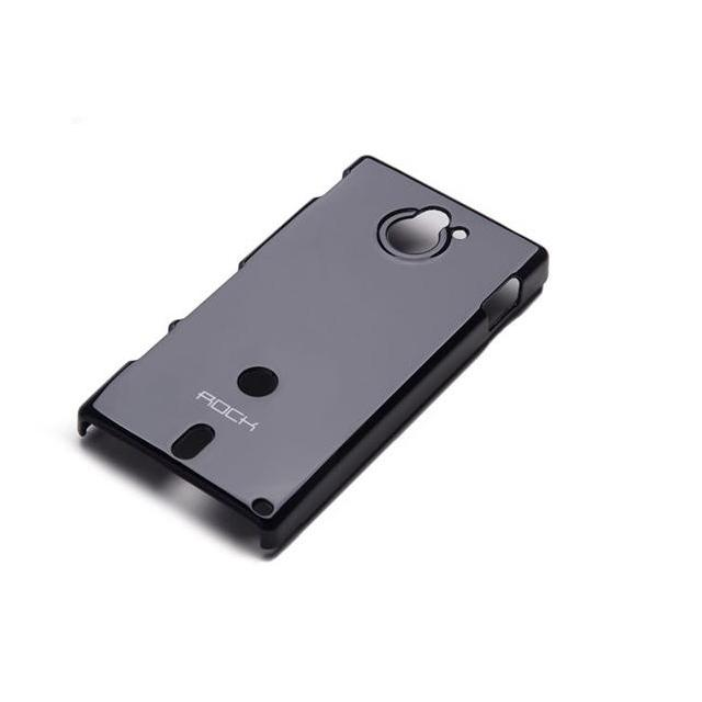 Afbeelding van Rock Colorful Cover Sony Xperia S Black
