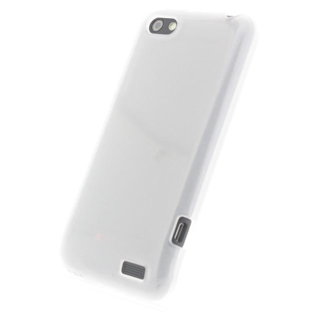 Afbeelding van Mobilize Gelly Case HTC One Mini 2 Milky White