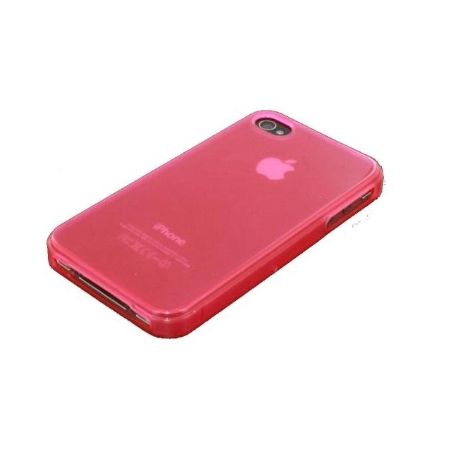 Mobilize Gelly Case Apple iPhone 4/4S Transparent Pink Mobilize Gelly Case Apple iPhone 4/4S Transparent Pink