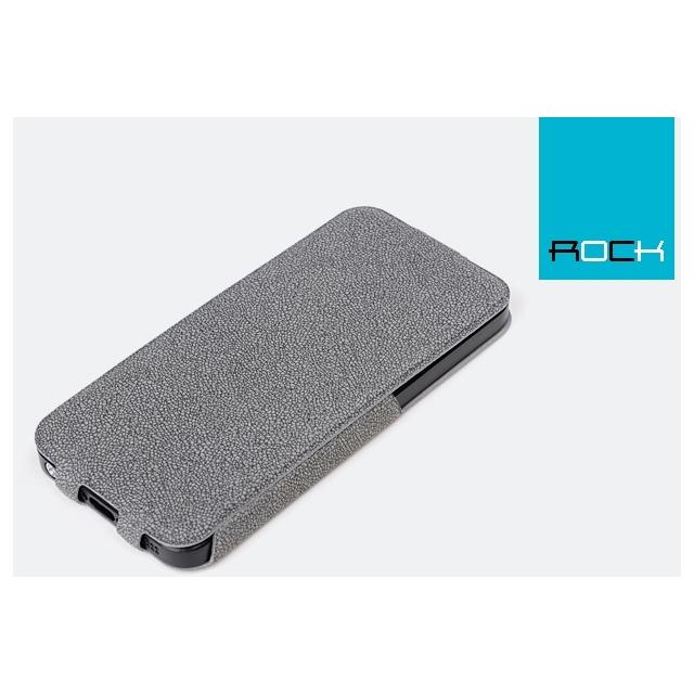 Rock Eternal Flip Case Apple iPhone 5/5S/SE Grey Rock Eternal Flip Case Apple iPhone 5/5S/SE Grey