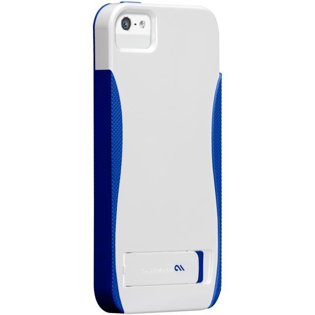 Afbeelding van CM022382 Case Mate Pop Apple iPhone 5/5S White & Blue
