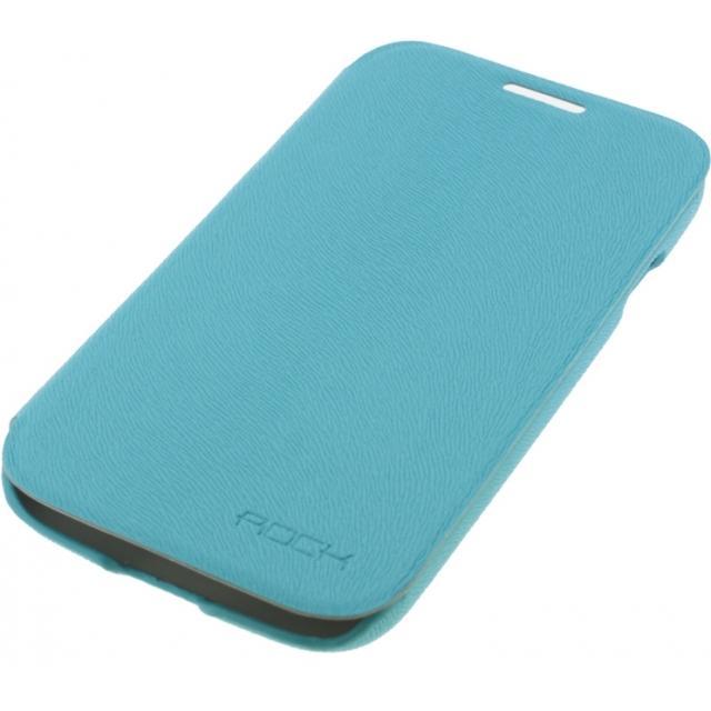 Afbeelding van Rock Big City Leather Side Flip Case Samsung Galaxy S4 I9500/I9505 Lig