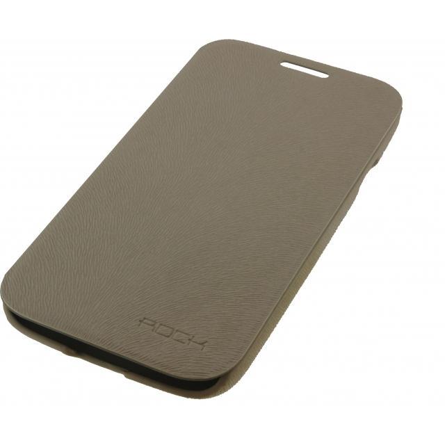Afbeelding van Rock Big City Leather Side Flip Case Samsung Galaxy S4 I9500/I9505 Cre