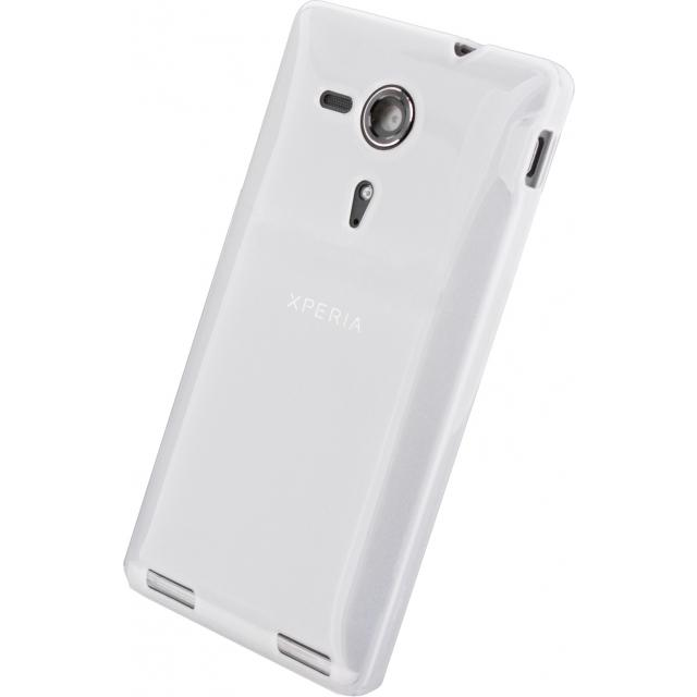 Mobilize Gelly Case Sony Xperia SP Milky White Mobilize Gelly Case Sony Xperia SP Milky White
