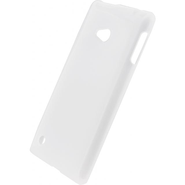 Xccess TPU Case Nokia Lumia 720 Transparent White Xccess TPU Case Nokia Lumia 720 Transparent White