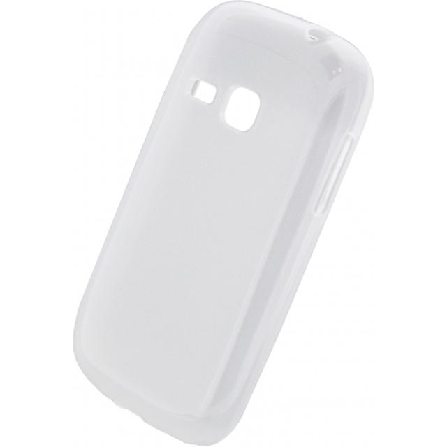 Afbeelding van Mobilize Gelly Case Samsung Galaxy Young 2 Milky White