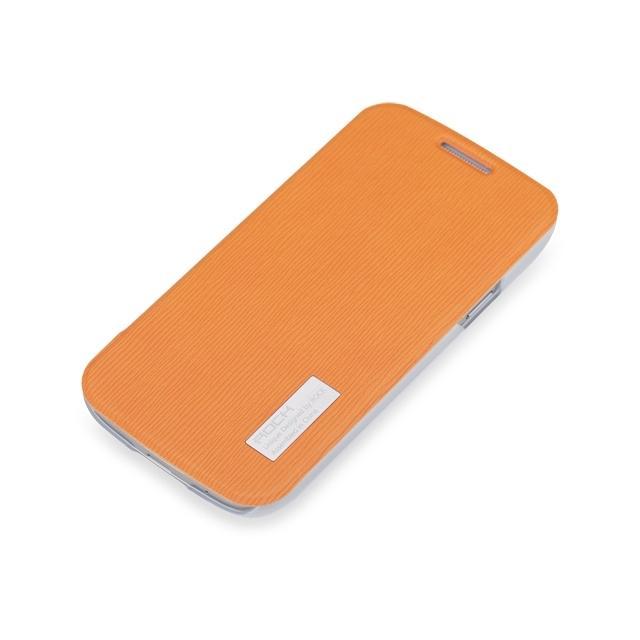Afbeelding van Rock Elegant Side Flip Case HTC One Mini 2 White