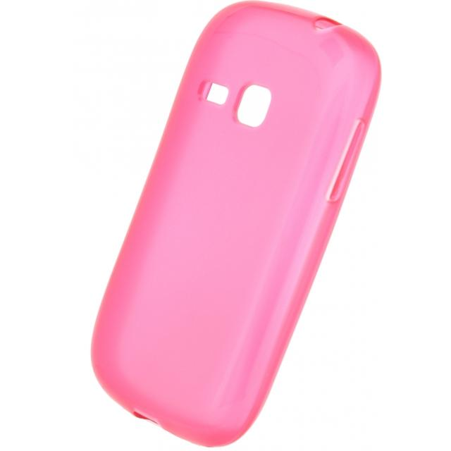 Afbeelding van Mobilize Gelly Case Samsung Galaxy Young 2 Pink