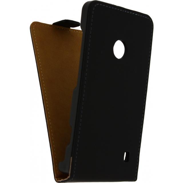 Afbeelding van Mobilize Ultra Slim Flip Case Nokia XL Black