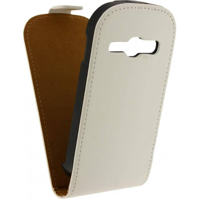 Afbeelding van Mobilize Ultra Slim Flip Case Samsung Galaxy Core I8260 Birdy Mobili