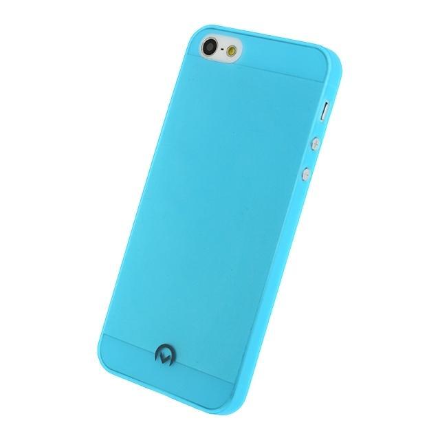 Afbeelding van Mobilize Gelly Case Ultra Thin Apple iPhone 6 Plus/6S Plus Neon Blue