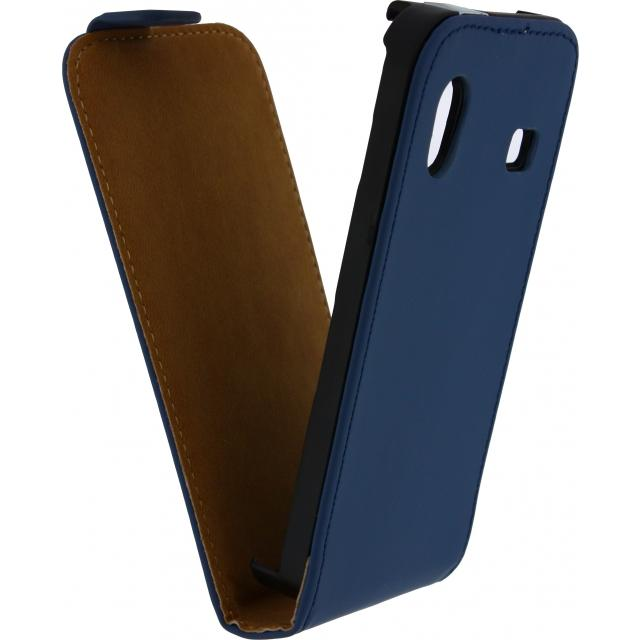 Mobilize Ultra Slim Flip Case Samsung Galaxy Ace S5830 Dark Blue Mobilize Ultra Slim Flip Case Samsung Galaxy Ace S5830 Dark Blue