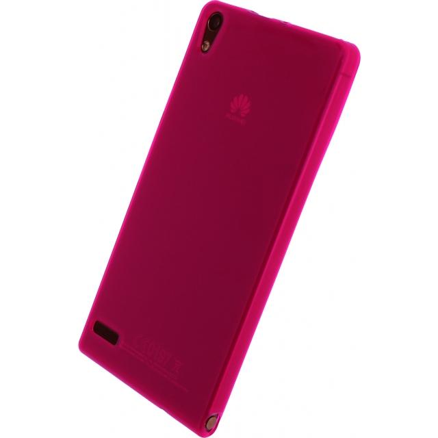 Afbeelding van Mobilize Gelly Case Huawei Ascend P7 Pink