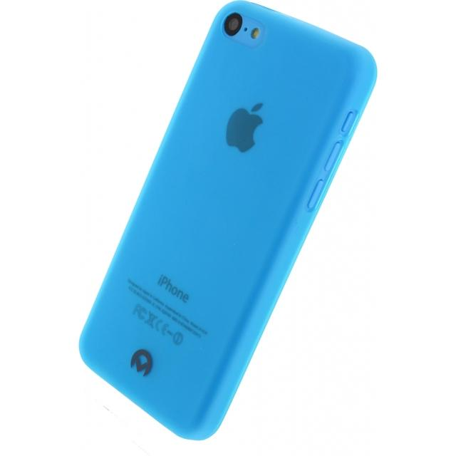 Mobilize Gelly Case Ultra Thin Apple iPhone 5C Neon Blue Mobilize Gelly Case Ultra Thin Apple iPhone 5C Neon Blue