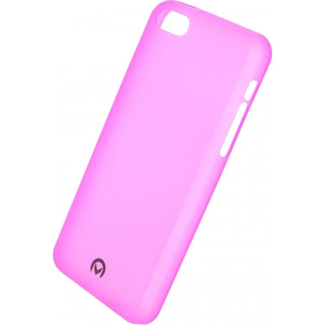 Afbeelding van Mobilize Gelly Case Ultra Thin Apple iPhone 6/6S Neon Fuchsia Mobili