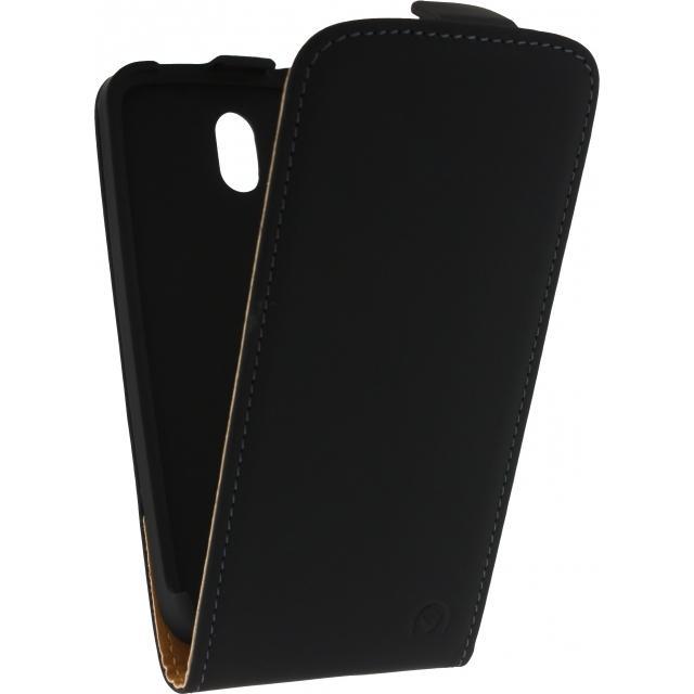 Afbeelding van Mobilize Ultra Slim Flip Case HTC Desire 510 Black