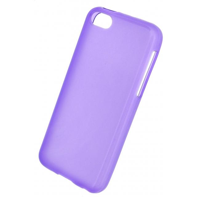 Mobilize Gelly Case Apple iPhone 5C Transparent Purple Mobilize Gelly Case Apple iPhone 5C Transparent Purple