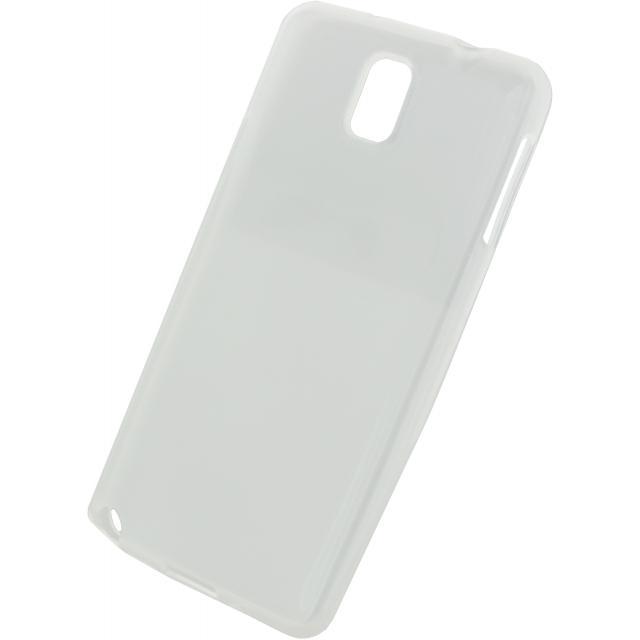 Afbeelding van Mobilize Gelly Case Samsung Galaxy Note 4 Milky White