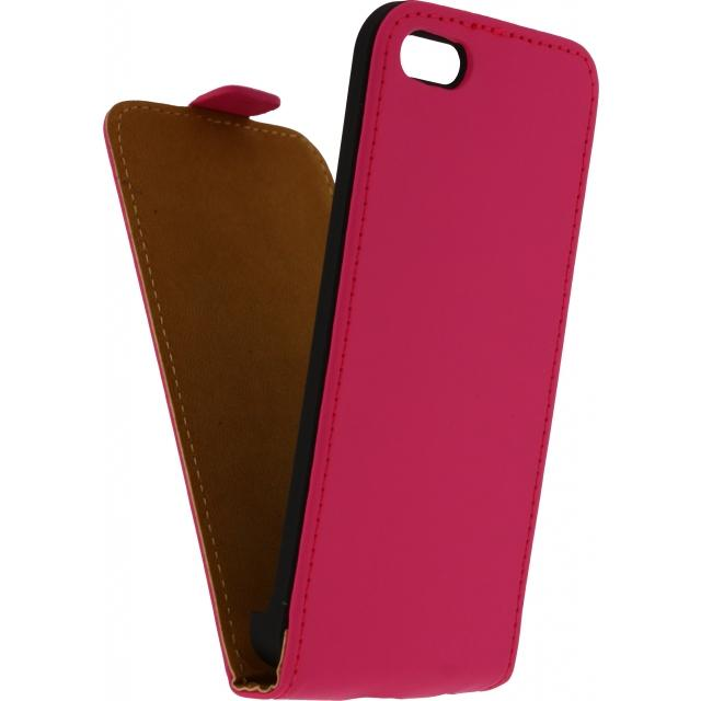 Mobilize Ultra Slim Flip Case Apple iPhone 5C Fuchsia Mobilize Ultra Slim Flip Case Apple iPhone 5C Fuchsia