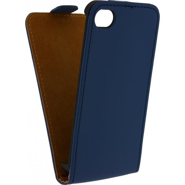 Afbeelding van Mobilize Ultra Slim Flip Case Apple iPhone 6 Plus/6S Plus Dark Blue
