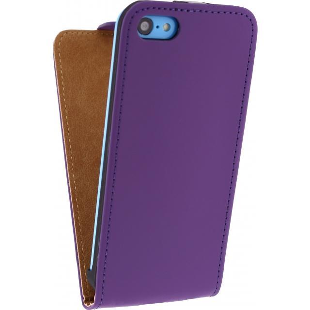 Afbeelding van Mobilize Ultra Slim Flip Case Apple iPhone 6/6S Purple