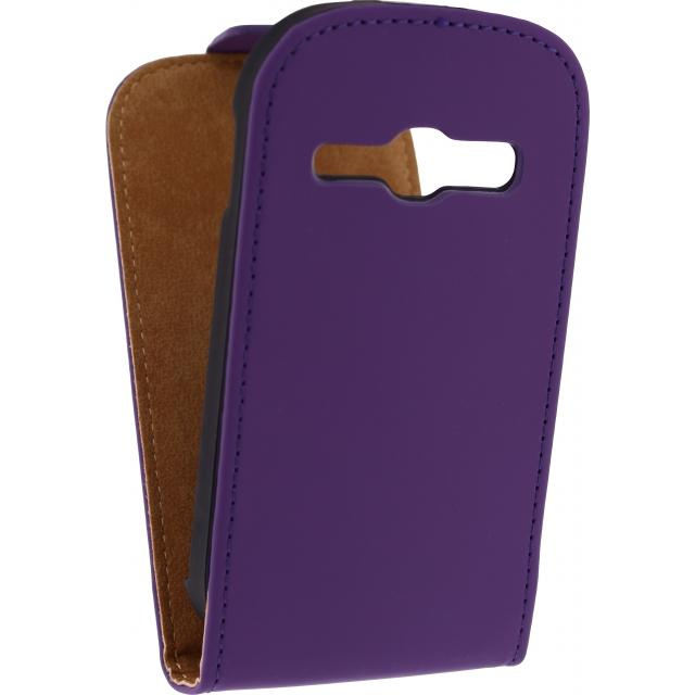 Mobilize Ultra Slim Flip Case Samsung Galaxy Fame S6810 Purple Mobilize Ultra Slim Flip Case Samsung Galaxy Fame S6810 Purple