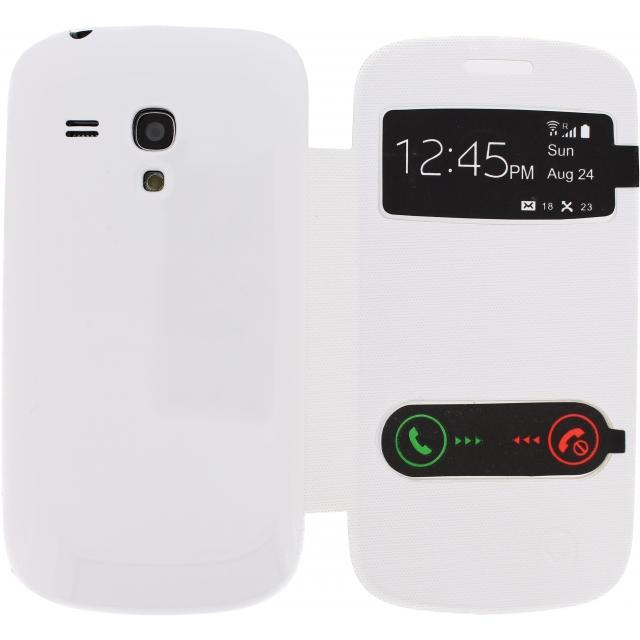 Mobilize S-View Cover Samsung Galaxy SIII Mini I8190 White Mobilize S-View Cover Samsung Galaxy SIII Mini I8190 White