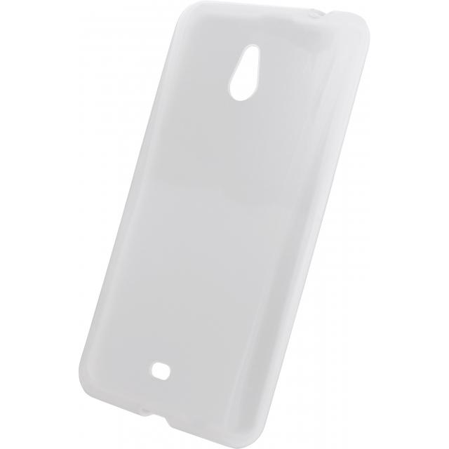 Afbeelding van Xccess TPU Case Nokia Lumia 530 Transparent White
