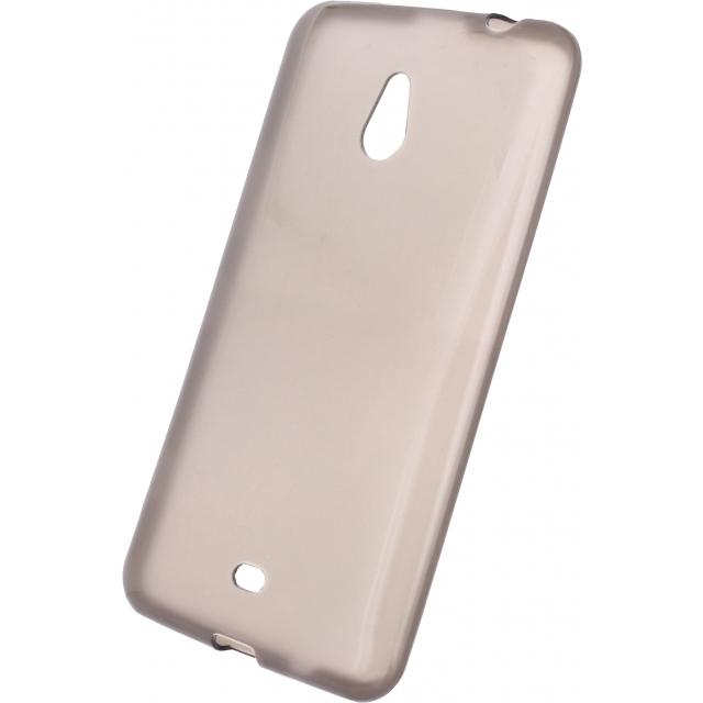 Afbeelding van Mobilize Gelly Case Nokia XL Smokey Grey